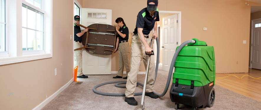 Goleta, CA residential restoration cleaning